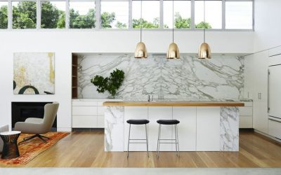 Herts Bathrooms - Marble Kitchen Worktop