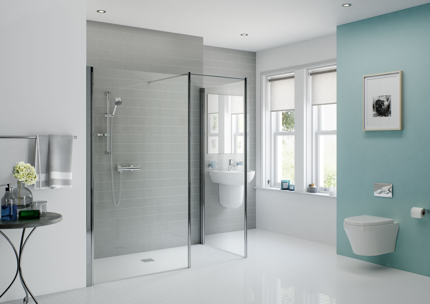 AKW Bathroom and Kitchen Soultions - Herts Bathrooms