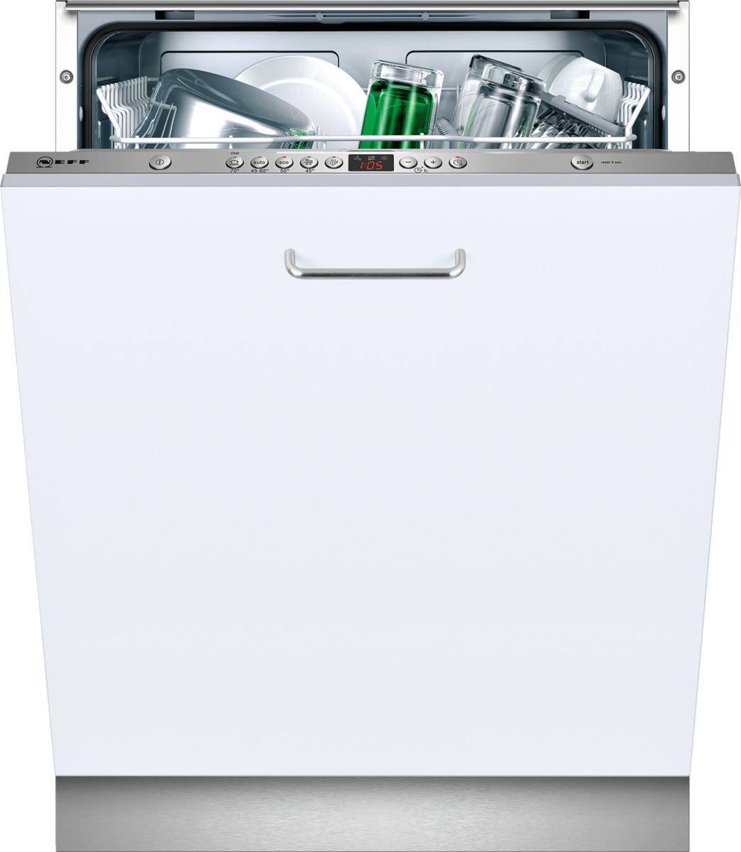 Neff Dishwasher - Herts Bathrooms - Herts Bathrooms