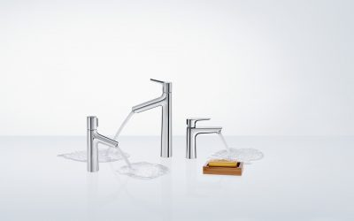 Hansgrohe Mixer Taps - Herts Bathrooms