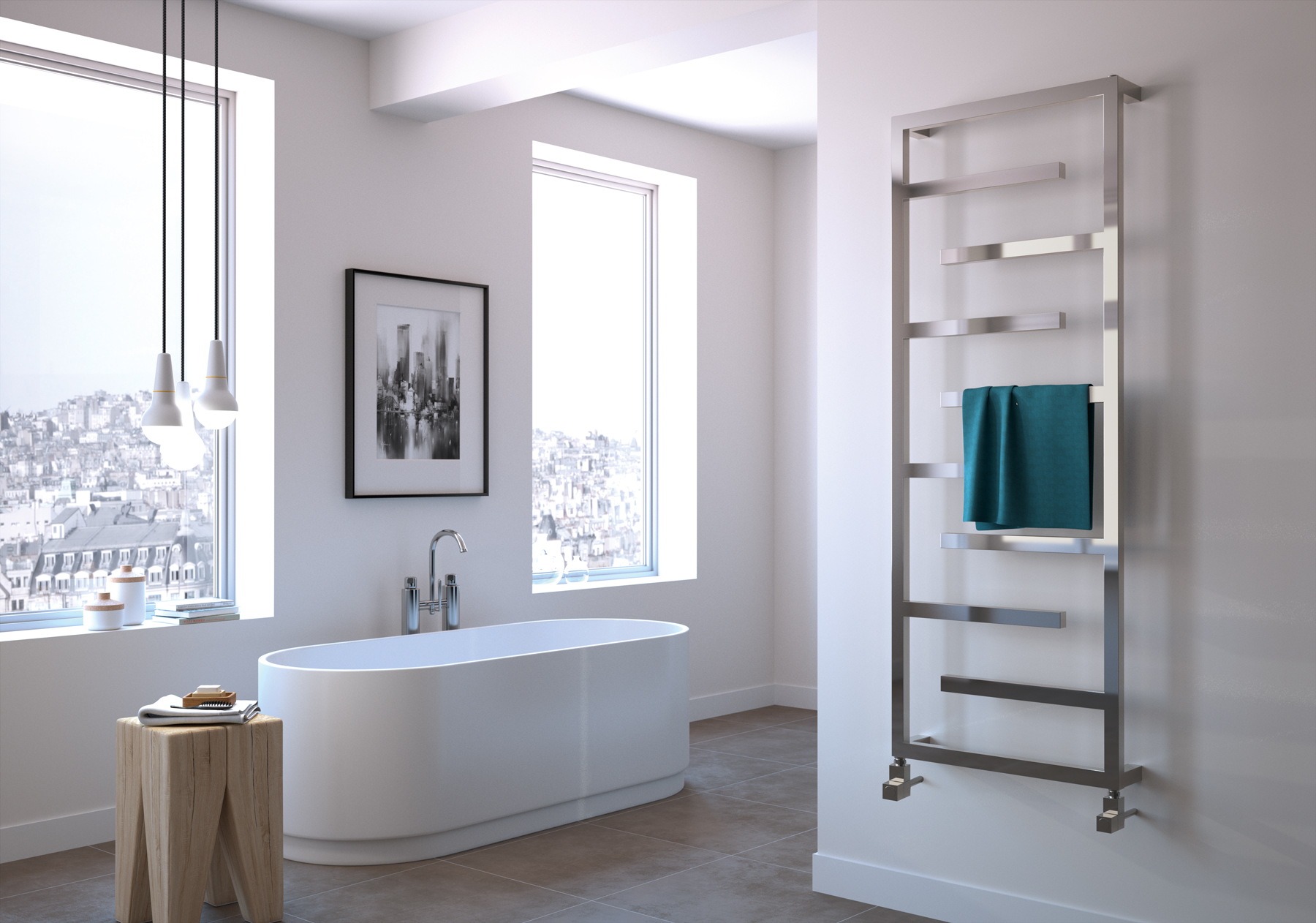 Radox Radiators, Exciting & Practical Solutions - Herts Bathrooms